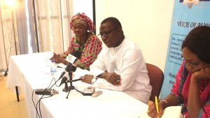 GCCI Press Briefing On The Border Closure Between Senegal And The Gambia1